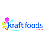 kraft foods Namur Be